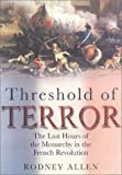 Threshold of Terror, Rodney Allen, 0750927100