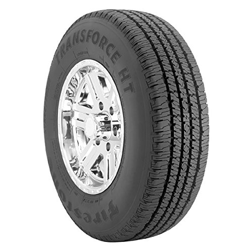 Firestone Transforce HT Radial Tire - 275/70R18 125S