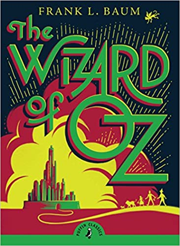Image result for wizard of oz book