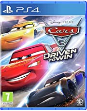 Cars 3: Driven to Win (PS4) (UK IMPORT)
