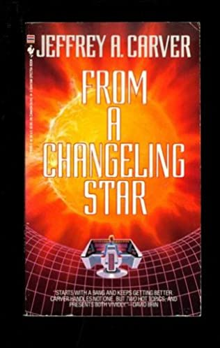 book cover of From a Changeling Star