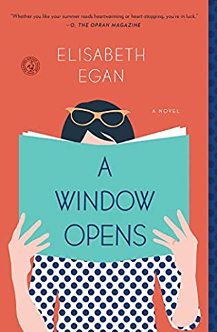 book cover of A Window Opens