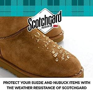 Nubuck Protector - Scotchgard Suede