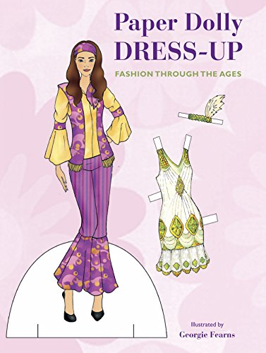 (Paper Doll Dress-Up: Fashion through the ages )