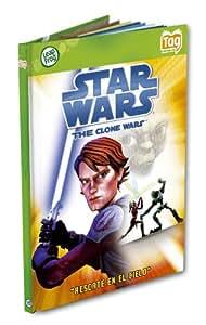Leapfrog - Libro de cuento y actividades Star Wars: La Guerra De Los Clones