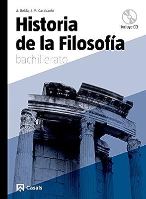 Historia de la Filosofía Bachillerato 2009 - 9788421840269: Amazon.es: Belda Plans, Antonio, Carabante Muntada, José María, Plata, Antonio, Bassolí Fernández, Pau: Libros