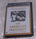 PBS The American President Vol 1: A Matter of Destiny