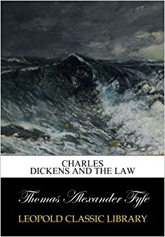 Book Charles Dickens and the law