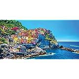 Culturenik TTL071 Italy Cinque Terre Coast Photography Poster
