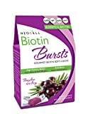 Health & Personal Care : Neocell Laboratories Biotin Bursts Chewable Acai Berry, High Potency, 30 Soft Chews