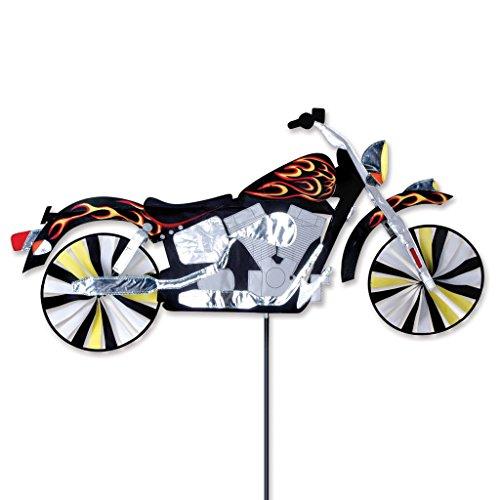 - Premier Kites 47 in. Motorcycle Flame Spinner