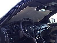 The Original Auto Sunshade, Custom-Fit for Honda Accord Sedan 2016-2017 w/Sensor Sunshield