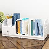 CLG-FLY Desktop small shelf shelves rack on the table Towel rack modern minimalist students desk storage consolidation#185with best service