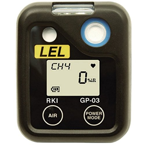 RKI instrumentos 03 serie Lie único Gas Monitor con Ni-MH recargable 72 - 0038: Amazon.es: Amazon.es