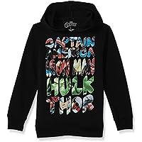 Marvel Boys' Little Avengers Pullover Sweatshirt,