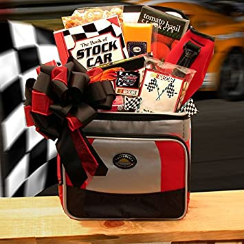 Race car themed giveaways