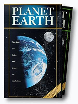 Planet Earth Box Set [VHS]