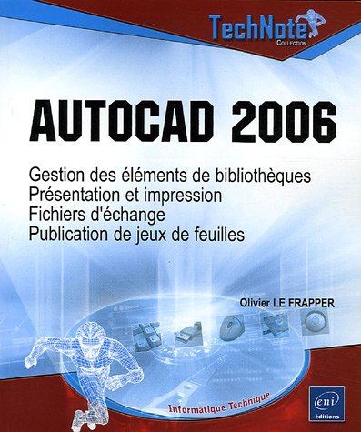 Autocad 2006 (French Edition)