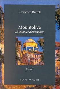 Le quatuor d'Alexandrie, tome 3 : Mountolive par Durrell
