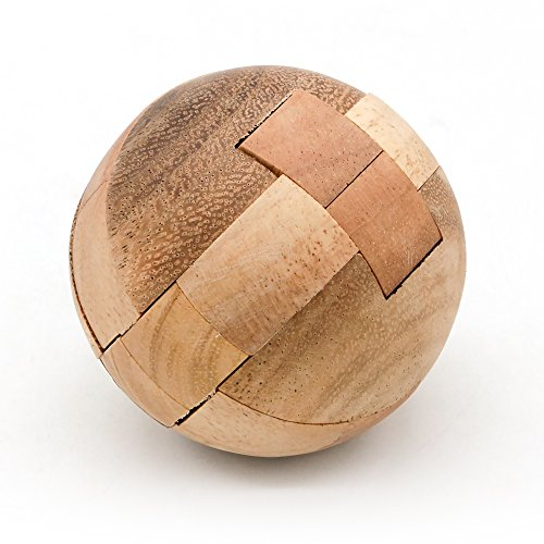 Wooden Ball Puzzle - Wooden Puzzles For Adults Toys Adult Games Magic Ball