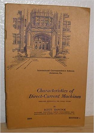 Télécharger des livres sur I pod Characteristics of direct-current machines ; serial 5496 B0007HIJIG PDF CHM ePub