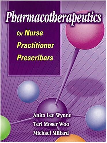 Pharmacotherapeutics For Nurse Practitioner Prescribers 0000803605358 Medicine Health Science Books Amazon Com