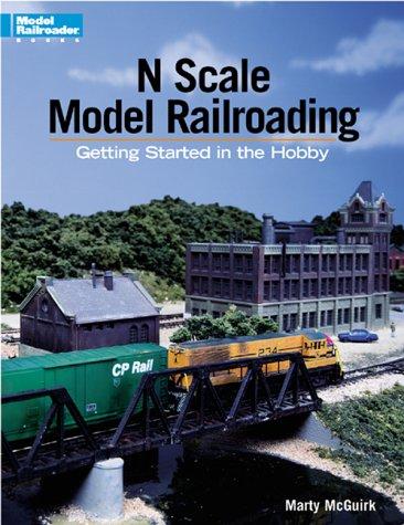 N Scale Model Railway - 9
