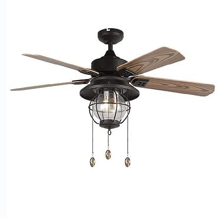 HGW ventilador de techo a prueba de lluvia para exteriores ...