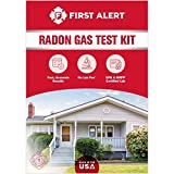 Tools & Hardware : First Alert Radon Gas Test Kit,  RD1