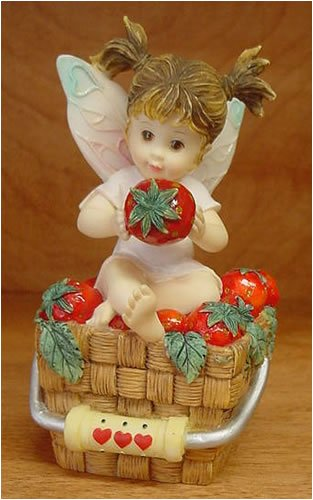 Strawberry Book End
