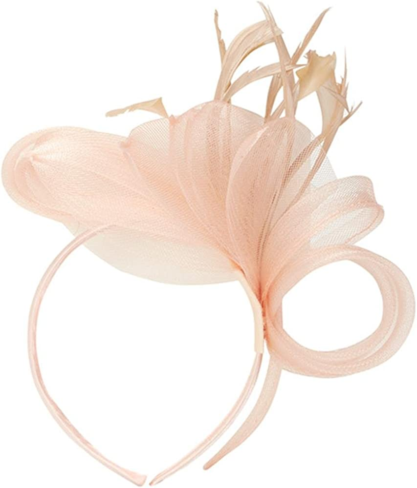 Pavers Feather Fascinator 311 919
