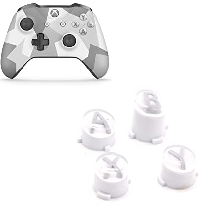 Xbox one controller buttons