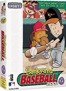 Amazon.com: Backyard Baseball 2001 - PC/Mac: Video Games