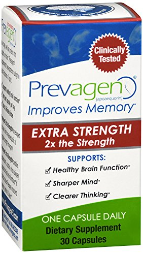 (Prevagen Extra Strength, 20 mg, 30 Capsules)