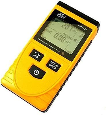 GM3120 Dual Mode Gauss EMF Meter Electromagnetic Radiation Detector Dosimeter