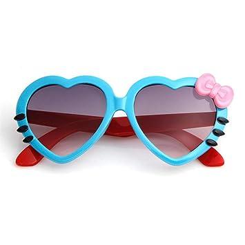 CCGSDJ Moda para Niños Gafas De Sol para Niños Princesa ...