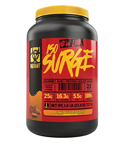 Mutant Iso Surge - A Premium High Quality Whey Protein Isola