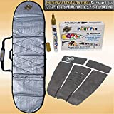Soft Top Surfboard + Bag Package - Best Foam Surf