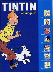 Album-jeux Tintin : Tome 1