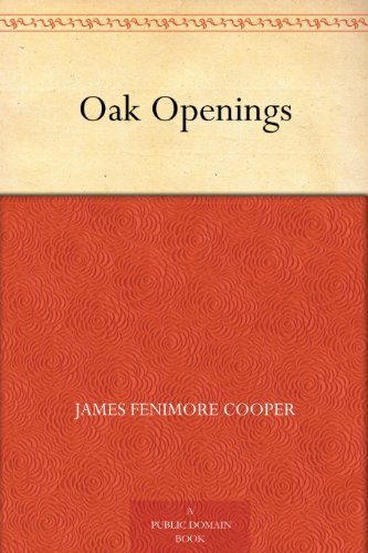oak openings cooper james fenimore