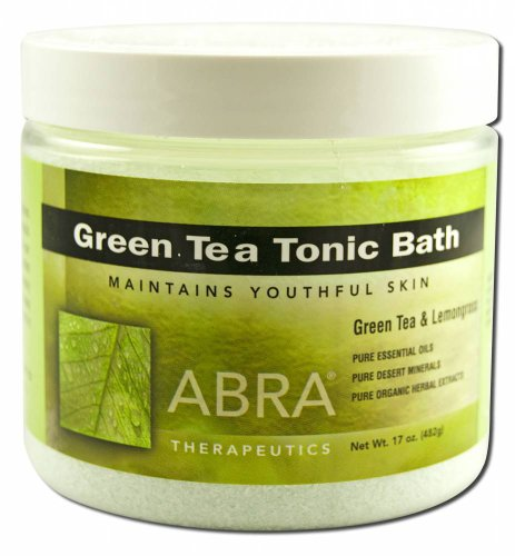 (Green Tea Soak)