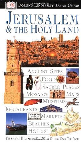 jerusalem the holy land dorling kindersley travel guides kate rh amazon com Halloween Sticker Books Dorling Kindersley dorling kindersley travel guide books
