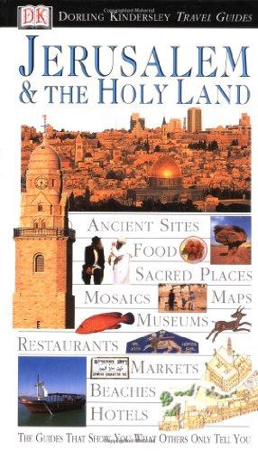 Jerusalem & the Holy Land (Dorling Kindersley Travel Guides)