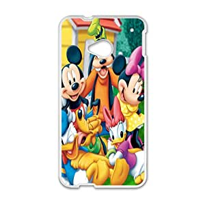 Hope-Store Mickey mouse Case Cover For HTC M7