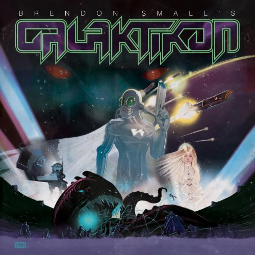 Brendon Small's Galaktikon
