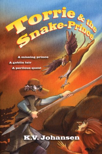 Download Torrie and the Snake-Prince (The Torrie Quests) ebook