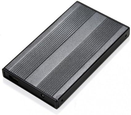 Scythe Kamazo 2 IDE - Caja para Disco Duro eSATA para 6,4 cm (2,5 ...