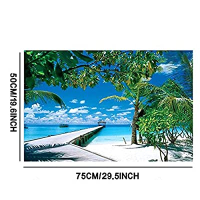 HOT 1000 PCS Jigsaw Puzzles - Beautiful scenery, Educational Intellectual Decompressing Fun Game for Kids Adults, Every Piece is Unique, Pieces Fit Together Perfectly,DIY Collectibles Modern Home (B): Sports & Outdoors