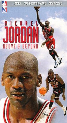 nouvelle arrivee 045aa 11061 Amazon.com: Michael Jordan:Above & Beyond [VHS]: Michael ...
