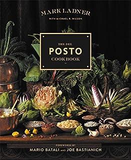 Book Cover: Del posto cookbook